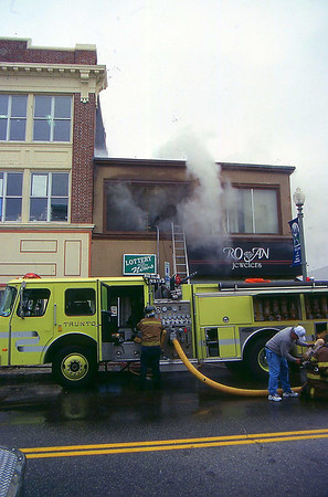 Taunton, Main & Trescot Sts - 4/2001