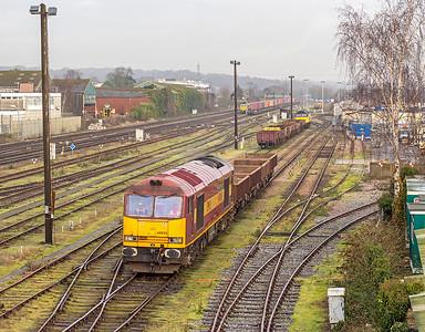 Basingstoke to Weymouth