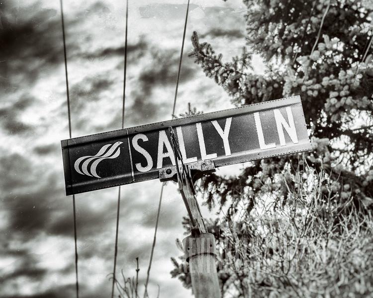 Sally Ln.