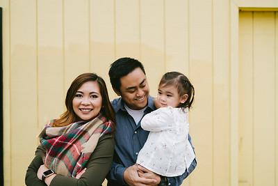 Family - Rommel and Rachelle