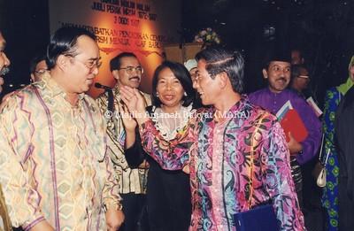 1997 - MRSM JUBLI PERAK