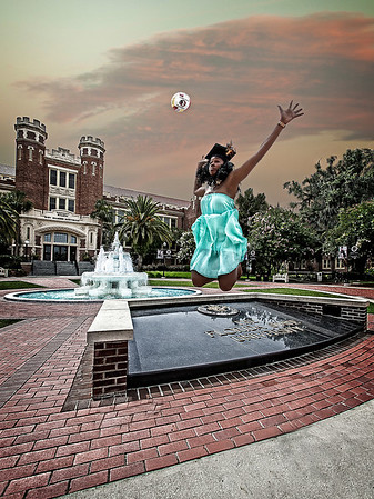 Sareea - Graduation Photoshoot 2012
