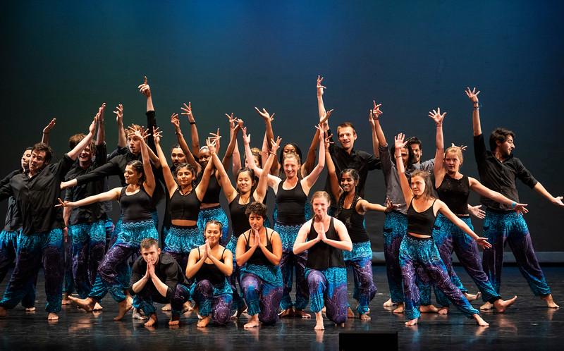 Dance Workshop Spring 2018