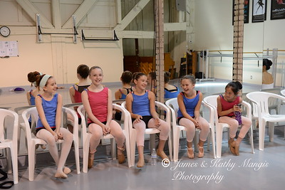Demonstration Class/End of July Intensive  2016
