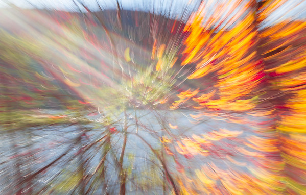 Blur, swirl and zoom!