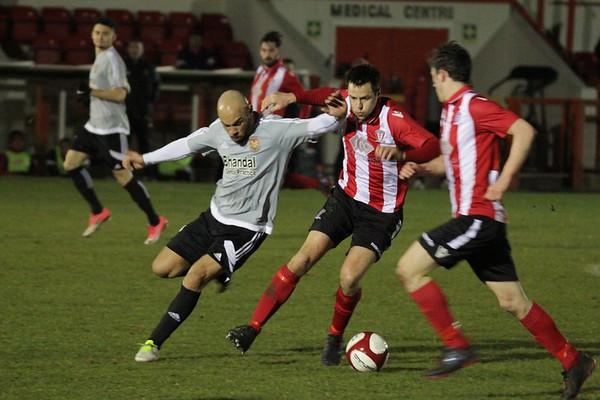 Witton Albion v Stourbridge 20-03-18