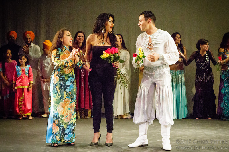 The Oriental Bliss Gala Show 2017