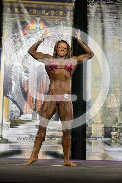 Prejudging Women Bodybuilding