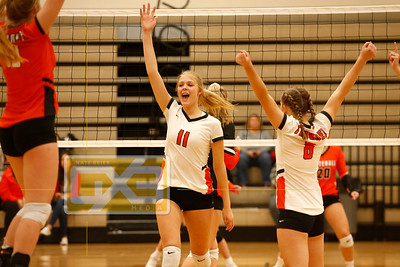 O-F tny - Osseo-Fairchild vs Whitehall VB19