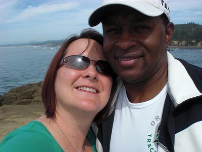 Anniversary Trip Oregon Coast 2008