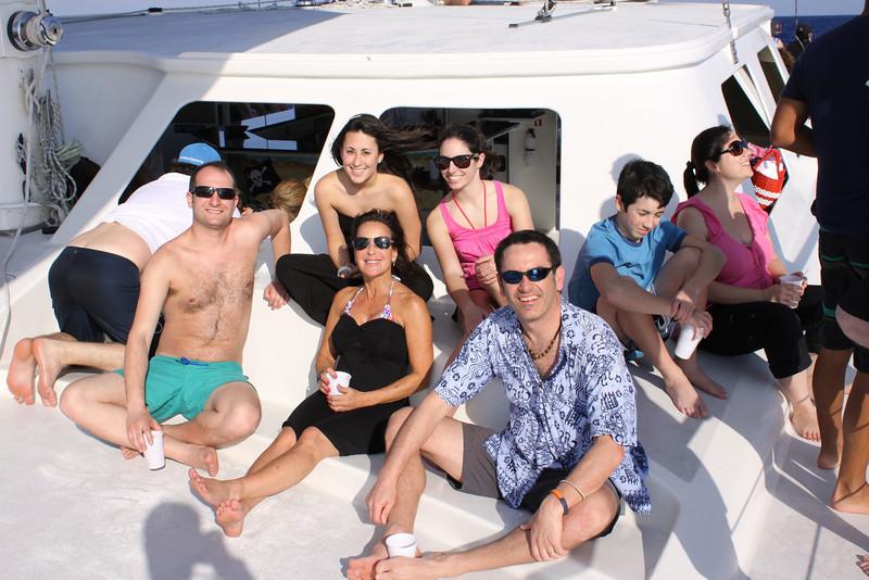 Ari, Micayla, Perri, Erin, Owen, Terry