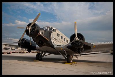 Junkers JU-52 D-AQUI