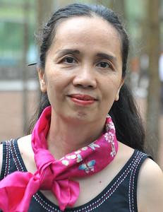Cong Kim Hoa - Biography