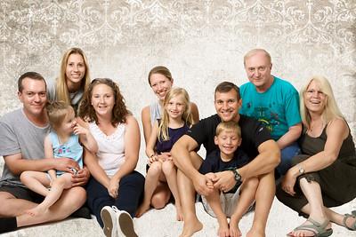Family Photos Aug 2014
