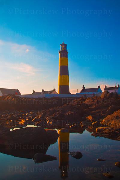Killough & St John's Point Lighthouse Co Down