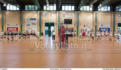 Todi San Mariano - School Volley Perugia [U16F] Finale Regionale