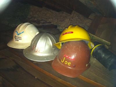 Stuff in attic