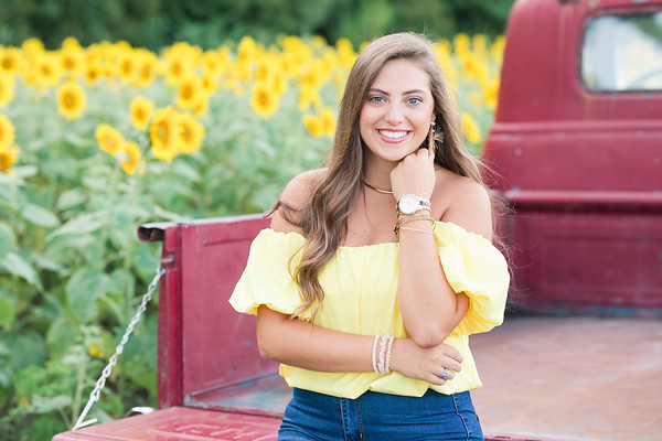 Holly Grice | Pee Dee Academy Senior Session