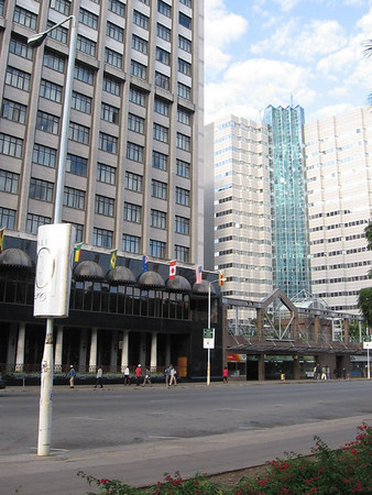 Harare, Zimbabwe-NOT MINE