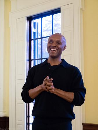 Okey Ndibe talks about Foreign Gods, Inc.