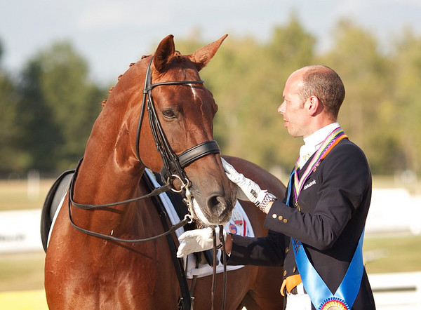World Equestrian Games 2010. behind the scenes