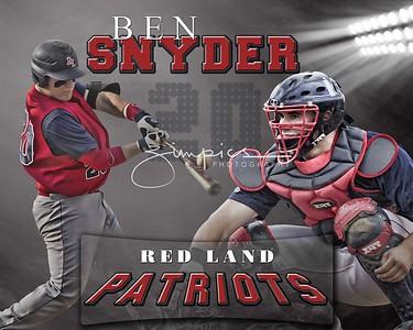Baseball Composites 2014