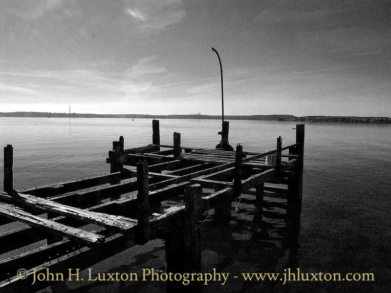White Star Line Pier, Cóbh, County Cork, Eire - June 01, 2006