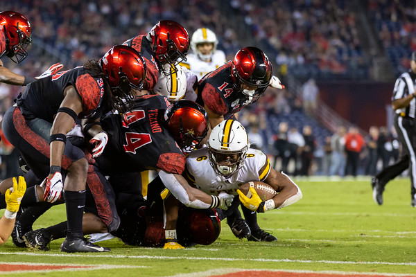 San Diego State vs Wyoming