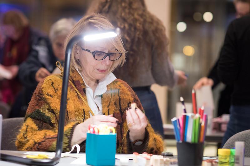 Weston Library - Christmas Light Festival 2019