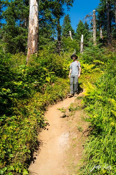The Saddle Trail