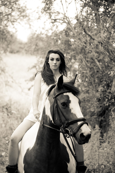 Equestrian Portraits in the Oxfordshire Countryside