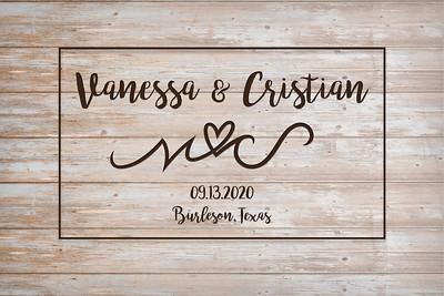 2020-09-13 Vanessa & Cristian