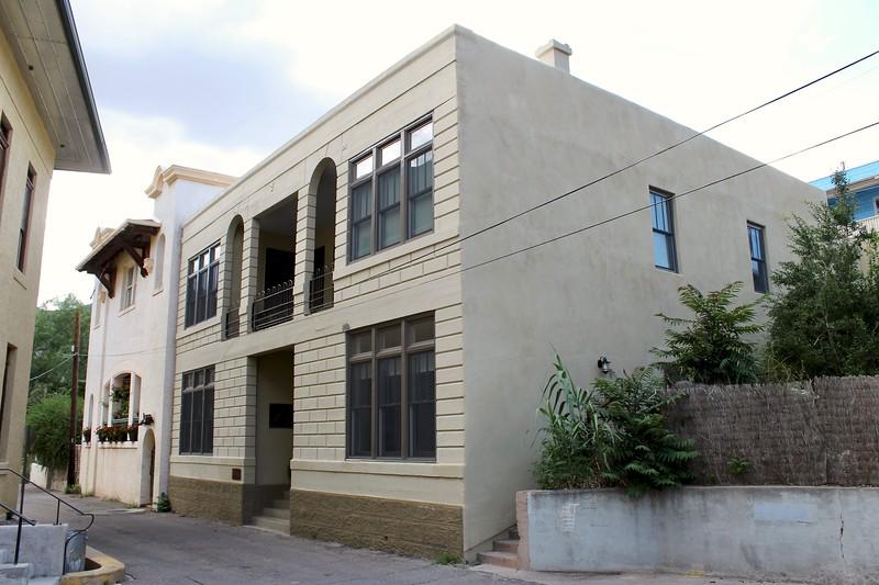 Back street in Bisbee (2019)