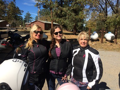October 16 New Members Ride