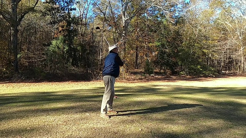 Golf at Riverview Golf Course 12/5/2019