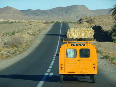 Fes to Desert Route