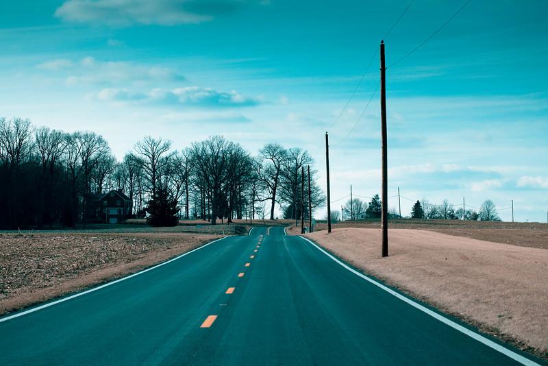 Cruising Down the Road