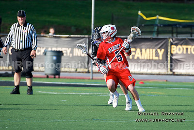 Lacrosse, Boys JV, 04-12115 #05 St Johns Vs St Anthonys