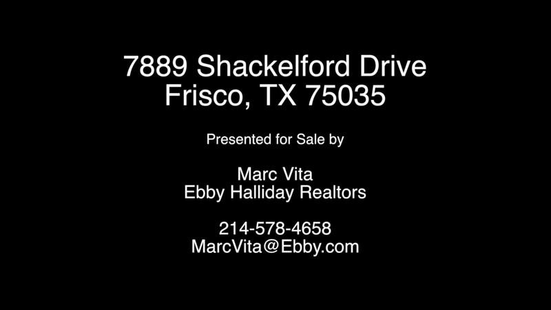 7889 Shackelford Drive, Frisco, TX
