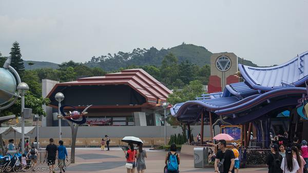 Disneyland Resort, Hong Kong Disneyland, Tomorrowland