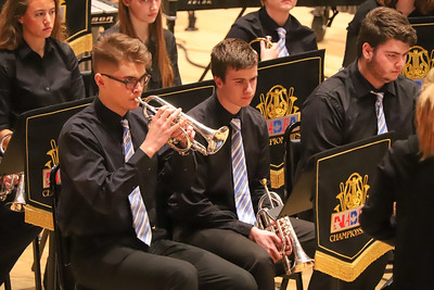 4-Honor Band Performance