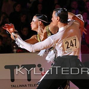 EMV Ladina-Ameerika tantsudes 2012