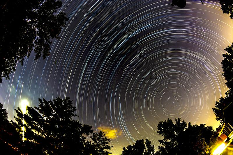 Meteor, Fireflies, and Startrails (2nd Adjmt)