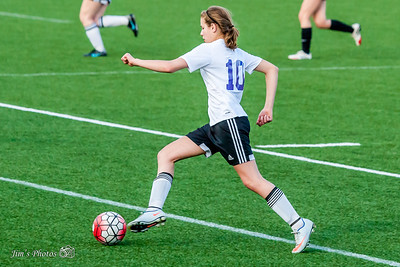 HS Sports - East Girls Soccer - May 05, 2016