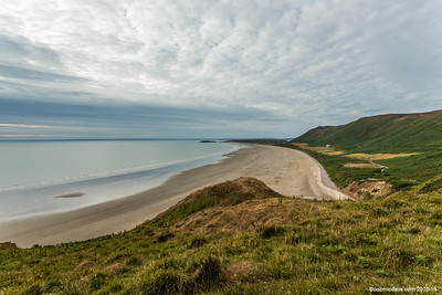Rhossili, The Gower, West Glamorgan