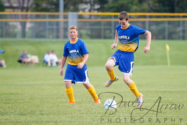 AMS Soccer vs Hamilton 2016-09-28