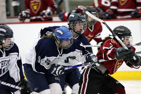 Southfield vs. Middlesex School Feb 23, 2009