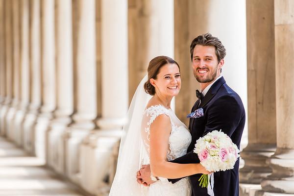 Kate & Sam's Wedding - Greenwich