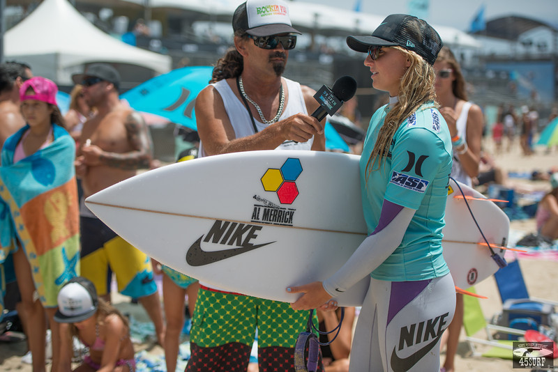 Lakey Peterson wins Nike US Open! Nikon D800 Photos of Pro Surf Girl Lakey Peterson