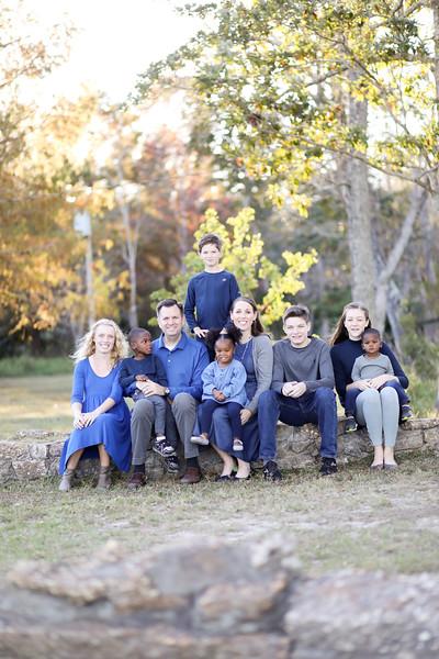 McMullan Family 2020